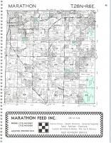 Marathon T28N-R6E, Marathon County 1992